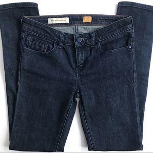 •Pilcro & the Letterpress• Dark Wash Skinny Jeans